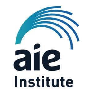 AIE Institute Logo White